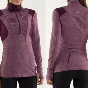 Lululemon Run Your Heart Out Pullover